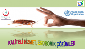 izmir böcek ilaçlama